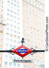 Madris Metro Station3