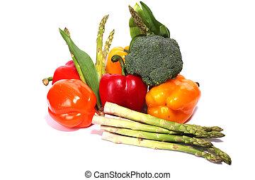 maduro, legumes