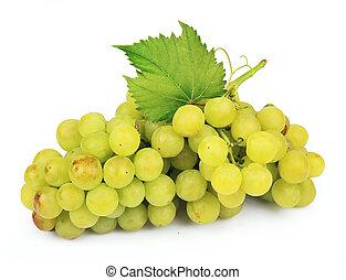 maduro, uvas