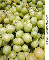 maduro, uvas verdes