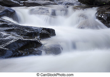 Mae Ya water fall 01