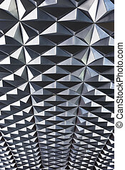 Maetal and geometry texture