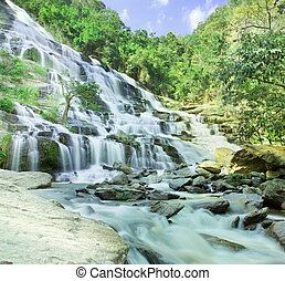 Maeyar waterfall