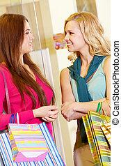 magasin, femmes