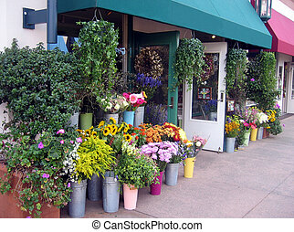 magasin fleur