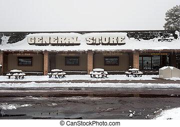 magasin, général