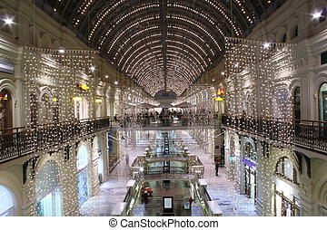 magasin, moscou, 3, interior.