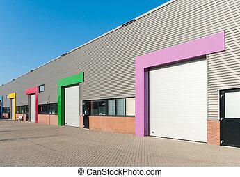 magazzino, industriale
