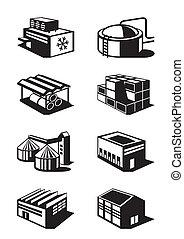 magazzino, industriale, commerciale