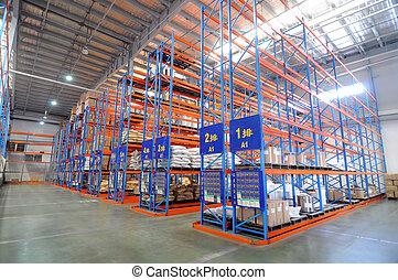 magazzino, logistica