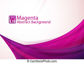 Magenta abstract background series