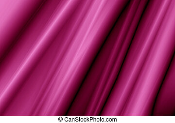 magenta silk background - Smooth silky royal magenta drapes...