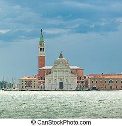 maggiore, giorgio, italia, san, venecia