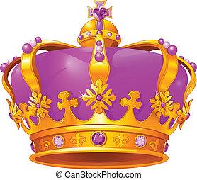magia, coroa