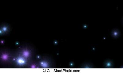 magia, estrelas