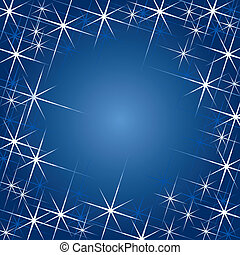 magia, estrelas, (illustration)