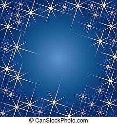 magia, estrellas, (illustration)