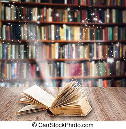 magia, książka