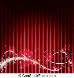 magia, palcoscenico