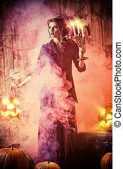 magia, strega