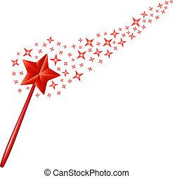 magia wand