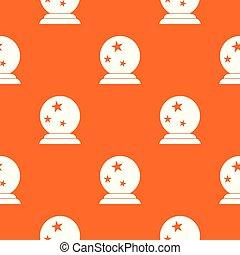 Magic ball pattern seamless