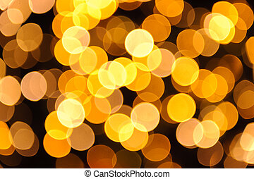 magic bokeh