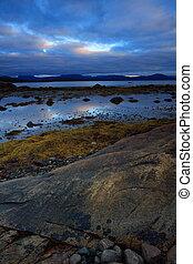 Magic colors, norway - Magic colors in the island of Senja...