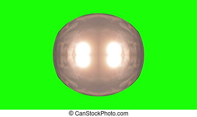 Magic Crystal Ball, easy to remove the background and use...