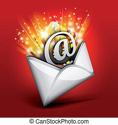 Magic email