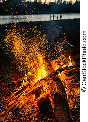 magic fire