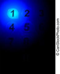 magic first number, numerics diversity - focus on center....