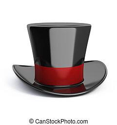 magic hat isolated