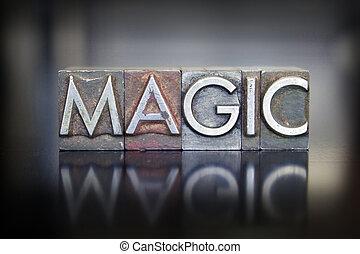 Magic Letterpress