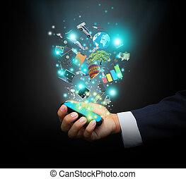 Magic phone