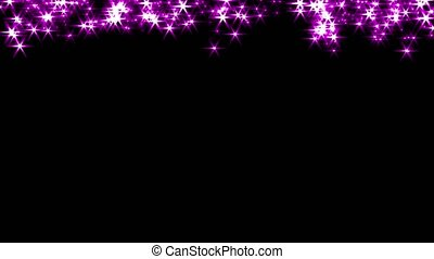 Magic sparkles fairy dust wand particle trail transition