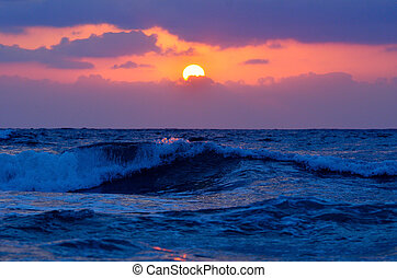 Magic Sunset.