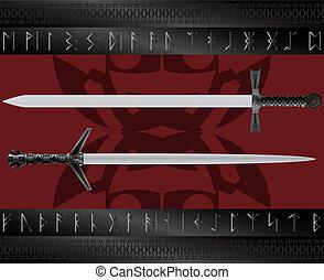 magic swords
