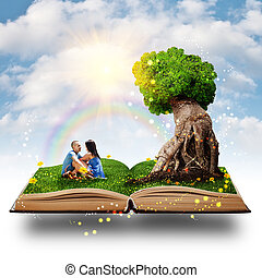 magic tree love