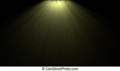Magic volumetric Lights Rays shiny with trancparency alpha...