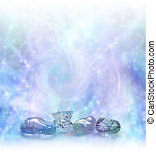 Magical Crystal Healing Energy Fiel
