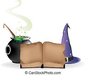Magical equipment