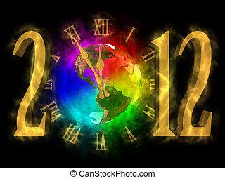 Magical year 2012 - America