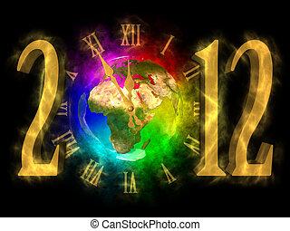 Magical year 2012 - Europe