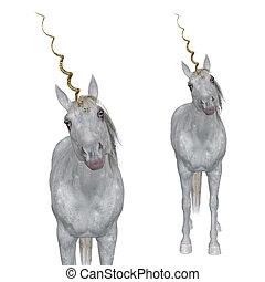 magico, unicorno