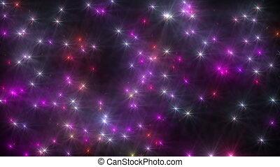 magie, ciel, étoiles