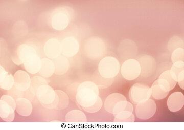 magie, lumière, résumé, bo, argent, incandescent, fond, noël