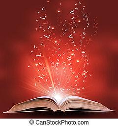 magisch, boek