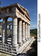 Magna Gracia - Temple of Magna Grecia, Valle dei Templi,...