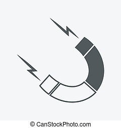 magnes, symbol